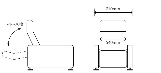 M11Tカスタマイズチェア基本形